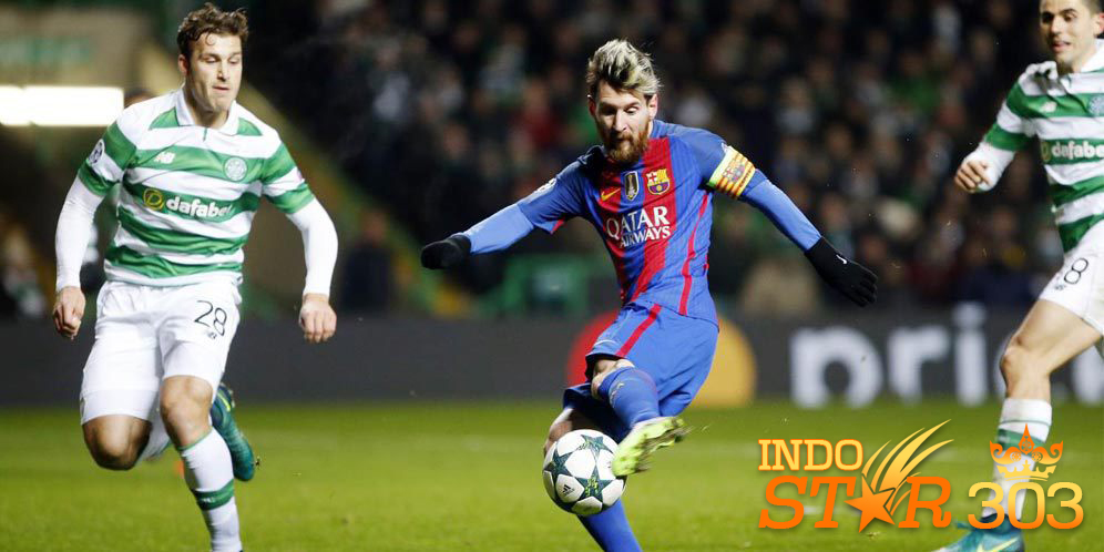 Agen Judi Bola - Hasil Pertandingan Glasgow Celtic vs Barcelona