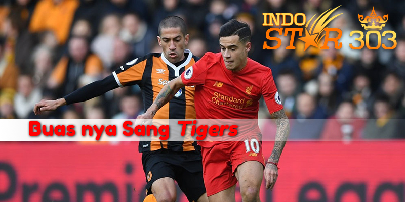 Agen Bola Terpercaya - Hasil Pertandingan Hull City vs Liverpool