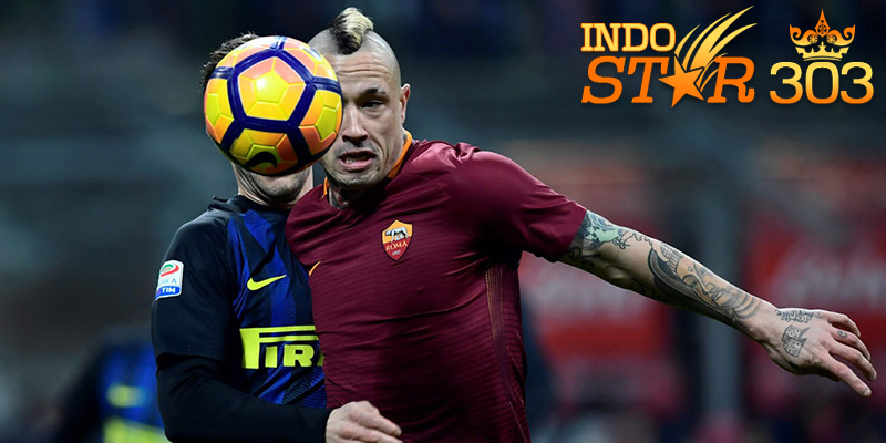 Agen Bola Terpercaya - Hasil Pertandingan Inter Milan vs AS Roma