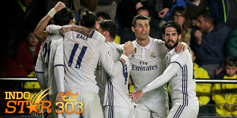 Agen Bola Terpercaya - Hasil Pertandingan Villarreal vs Real Madrid