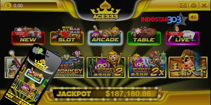 Slot Games ACE333