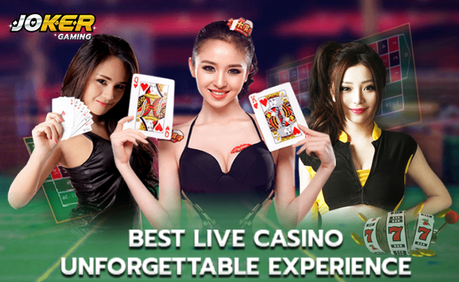 Live Casino Game Slot Terlengkap JOKER128